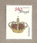 Stamps Portugal -  Corona real