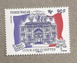 Stamps Oceania - Polynesia -  Aniversario Tribunal de Cuentas