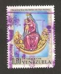 Stamps Venezuela -  nuestra sra. de belén de san mateo