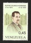 Stamps : America : Venezuela :  Centº del nacimiento de Blanco Fombona, escritor