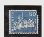 Stamps Switzerland -  Neuchetel