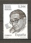 Sellos del Mundo : Europa : España :  Gonzalo Torrente Ballester.