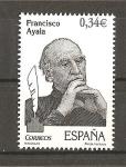 Sellos del Mundo : Europa : España :  Francisco Ayala.