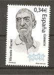 Sellos del Mundo : Europa : España :  Vicente Ferrer.