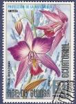 Stamps : Africa : Equatorial_Guinea :  GUINEA EC Laelia Gouldiana 3