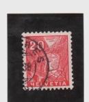 Stamps Switzerland -  suiza