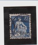 Stamps Europe - Switzerland -  sociedad de naciones