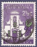 Stamps : Africa : South_Africa :  SUDÁFRICA Constantia 2.50