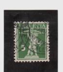 Stamps Europe - Switzerland -  Guillermo Tell de niño