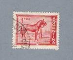 Stamps Argentina -  Caballo Argentino