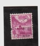 Stamps Europe - Switzerland -  Paisaje