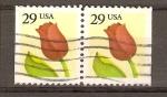 Stamps United States -  FLOR