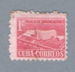 Sellos del Mundo : America : Cuba :  Palacio de comunicaciones (repetido)