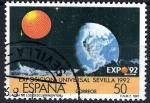 Sellos de Europa - España -  2876A Exposición Universal de Sevilla. EXPO`92.