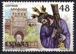 Sellos del Mundo : Europa : España : 2899 Semana Santa en Sevilla.