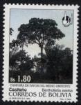 Stamps Bolivia -  Campaña en favor del medio ambiente