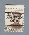 Stamps United States -  General Jhon Pershing