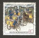 Sellos de Europa - Alemania -  1170 - día del sello