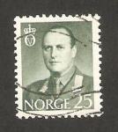 Sellos de Europa - Noruega -  rey olav V
