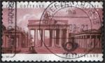 Stamps Germany -  Puerta de Brandemburgo