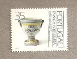 Stamps Portugal -  Cerámica portuguesa