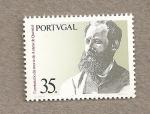 Stamps Portugal -  1er centenario muerte de Antero de Quental