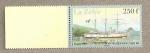Sellos de Europa - Francia -  Barco la Zelée