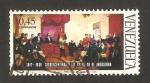 Stamps America - Venezuela -  150 congreso de angostura