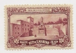 Sellos de Europa - San Marino -   Monument to Volunteers