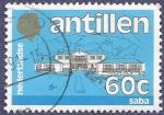 Sellos del Mundo : America : Antillas_Neerlandesas : ANTILLAS Saba 60
