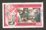 Stamps Venezuela -  paga tus impuestos, mas asistencia médica