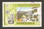 Stamps Venezuela -  paga tus impuestos, mas viviendas