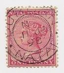 Stamps Europe - United Kingdom -  Natal Postage