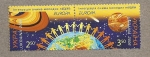 Stamps Ukraine -  Europa