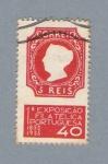 Sellos de Europa - Portugal -  Exposición Filatélica Portuguesa