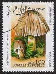 Stamps Somalia -  SETAS:229.001 Coprinus atramentarius