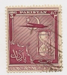 Stamps Pakistan -  Independence Day