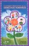 Stamps America - Mexico -  Comision Nacional de los Derechos Humanos