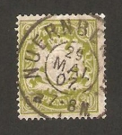 Stamps : Europe : Germany :  67 - Escudo de armas