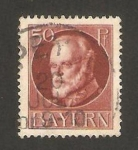 Stamps Germany -  101 - Luis III
