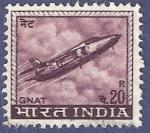 Sellos de Asia - India -  INDIA GNAT 20