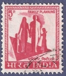 Sellos del Mundo : Asia : India : INDIA Family planning 5