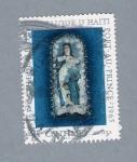 Stamps America - Haiti -  Virgen