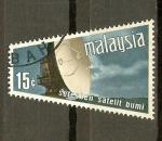 Sellos de Asia - Malasia -  ESTACIÖN  DE  RADAR  KUANTAN