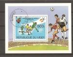 Stamps Africa - Nigeria -  Mundial España 82.