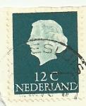 Stamps Europe - Netherlands -  Nederland 1965 12 c