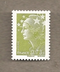 Stamps France -  Mariana