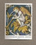 Stamps France -  Catedral Sta. Cecilia, ALBI
