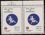 Stamps Portugal -  Sello de Tráfico - Seguridad Vial (sin valor Postal)