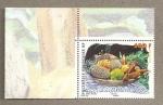 Sellos de Oceania - Polynesia -  Frutas de Tahiti